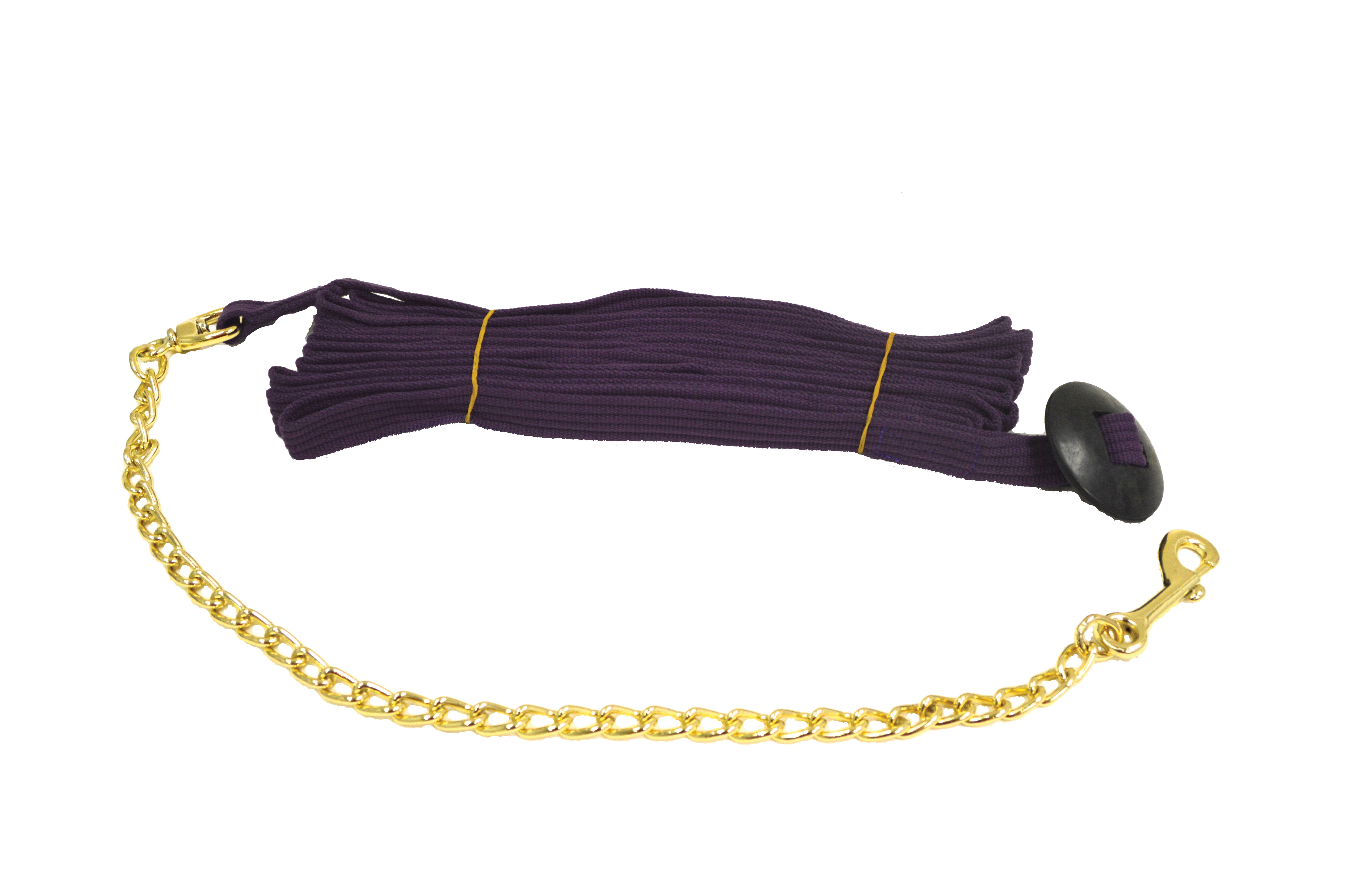 Partrade Lunge Line with Lead Chain