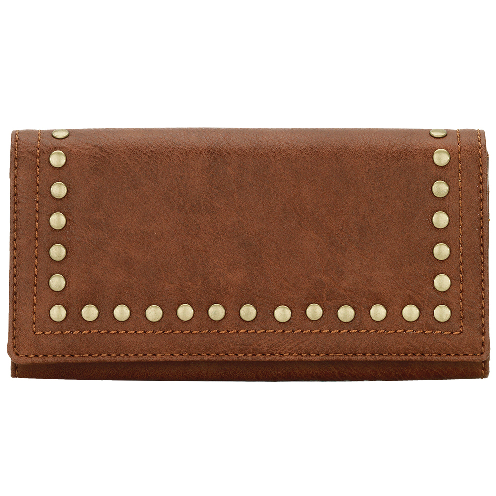 Bandana Signature Flap Wallet