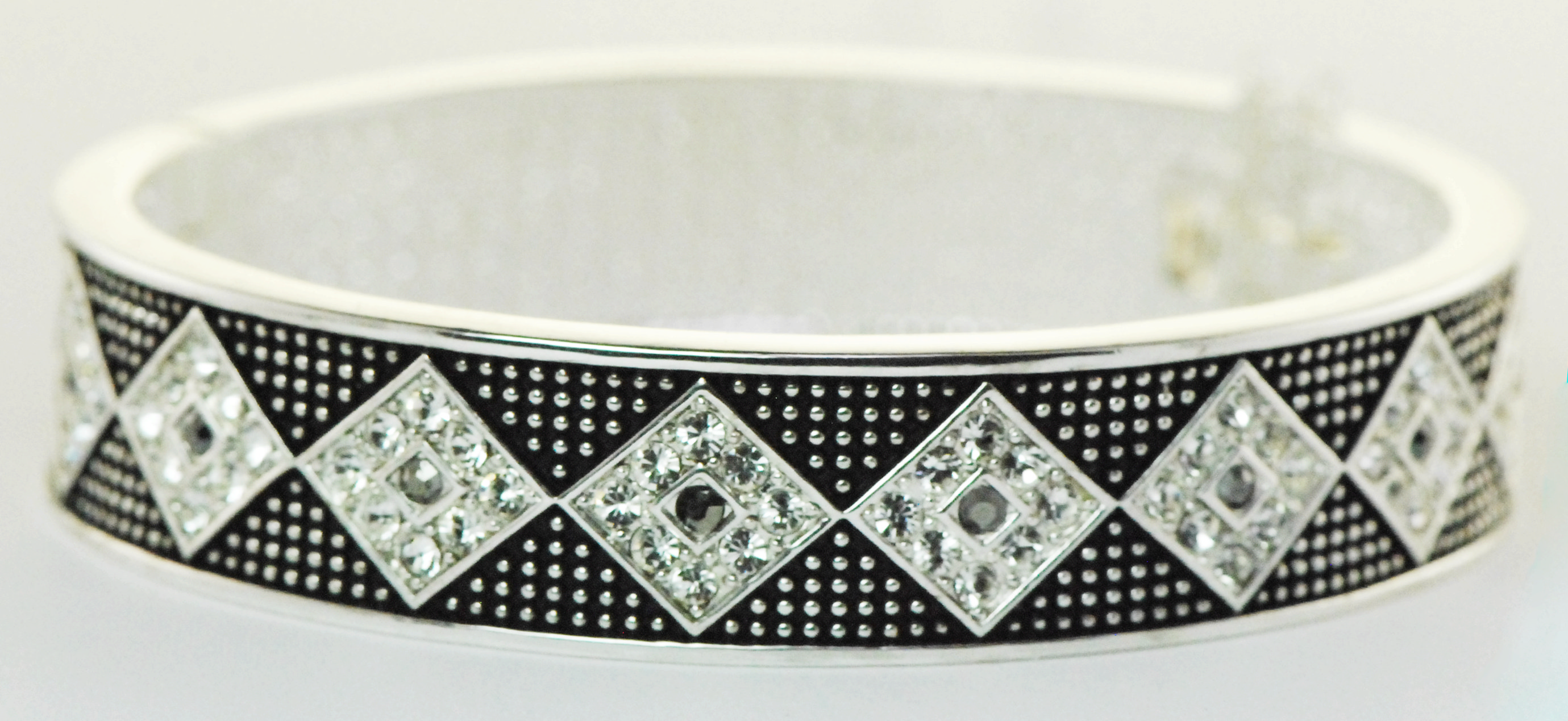 Finishing Touch Diamond Stone Bracelet
