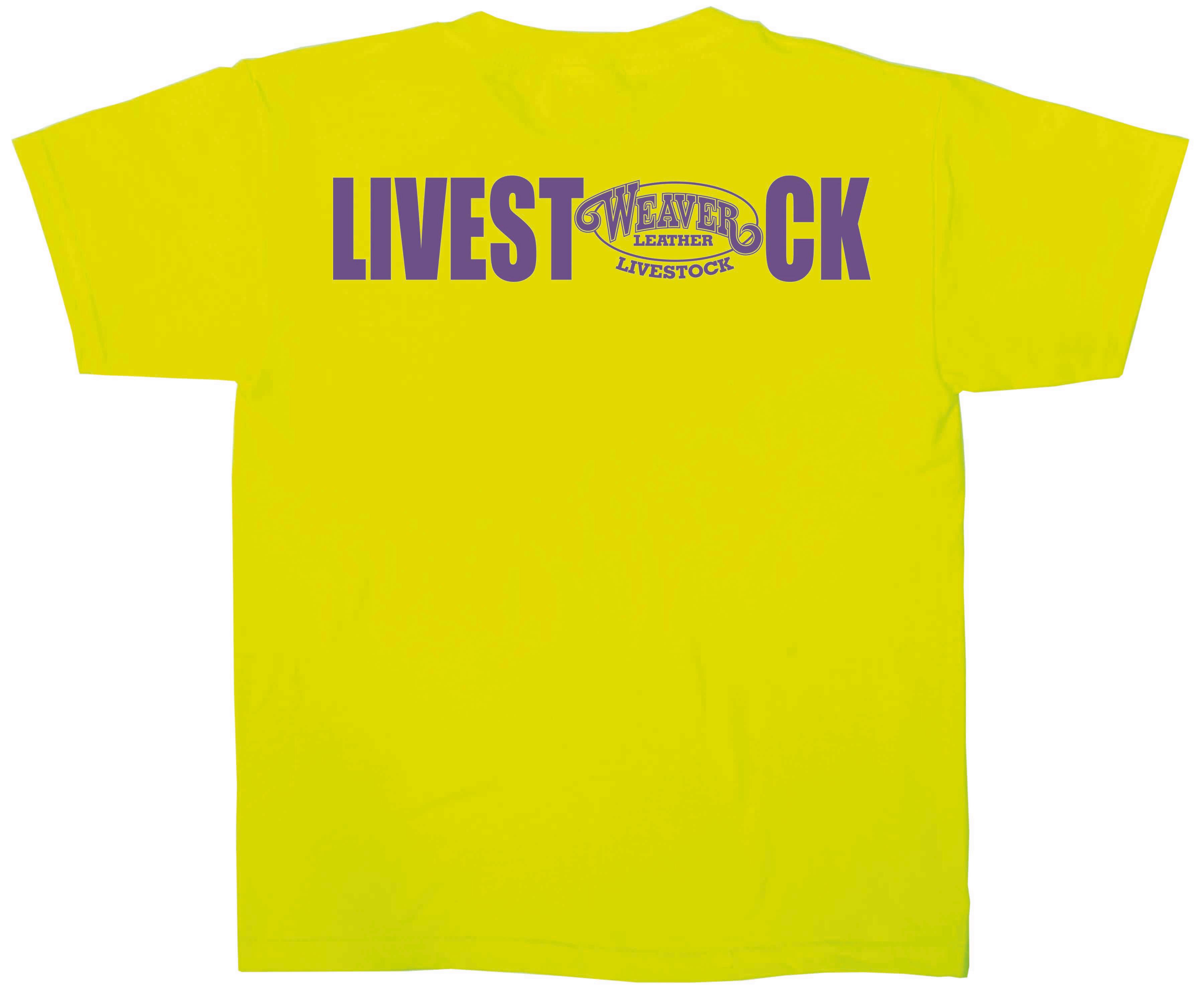 Weaver Youth Livestock T-Shirt