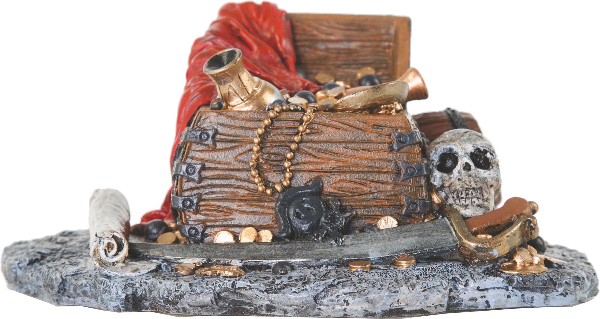 Bio Bubble Pirate Treasure Ornament