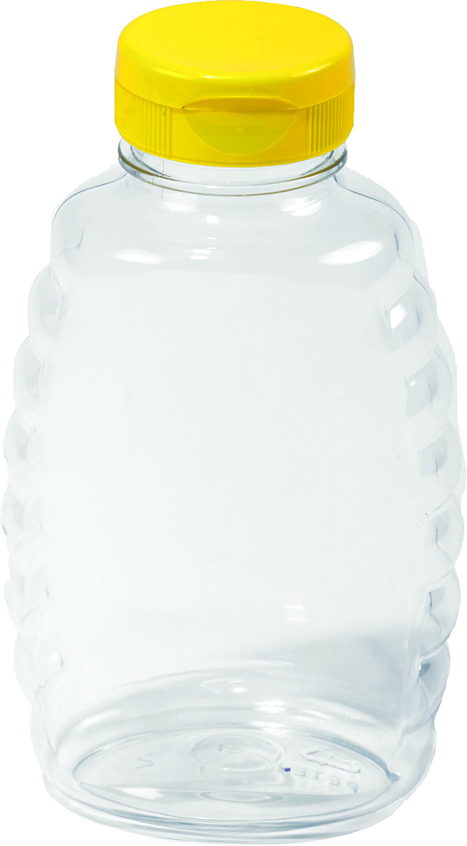 Little Giant Plastic Honey Jar