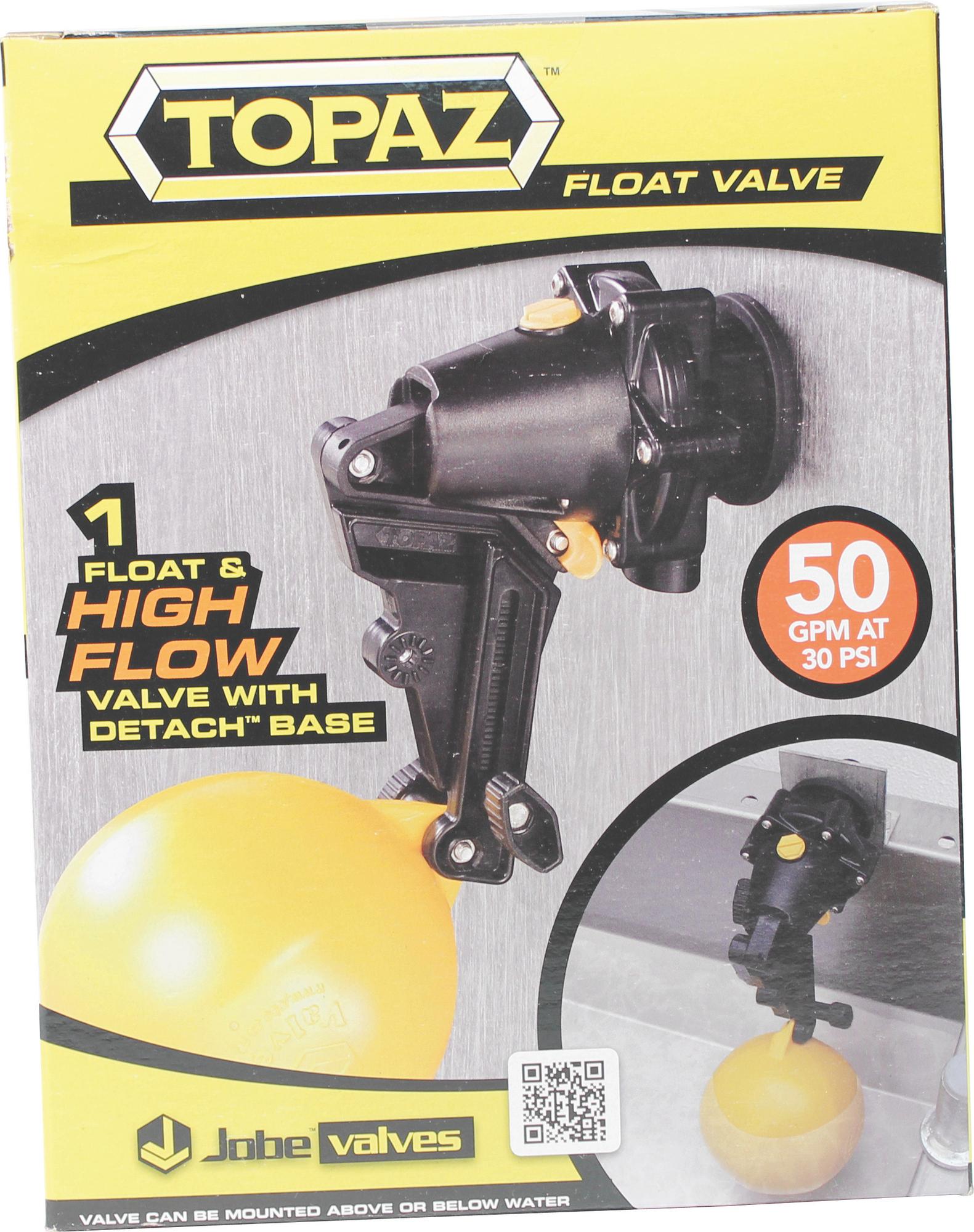 Topaz Trough 1 Valve With Float
