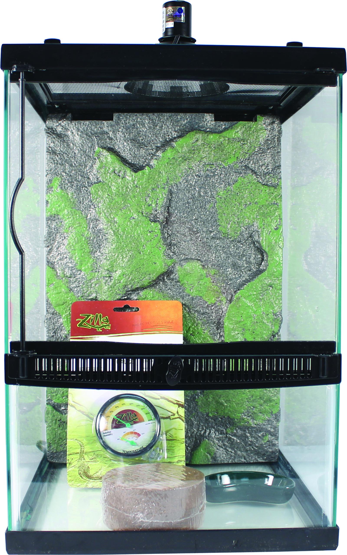 Aqueon Vertical Tropical Terrarium Kit
