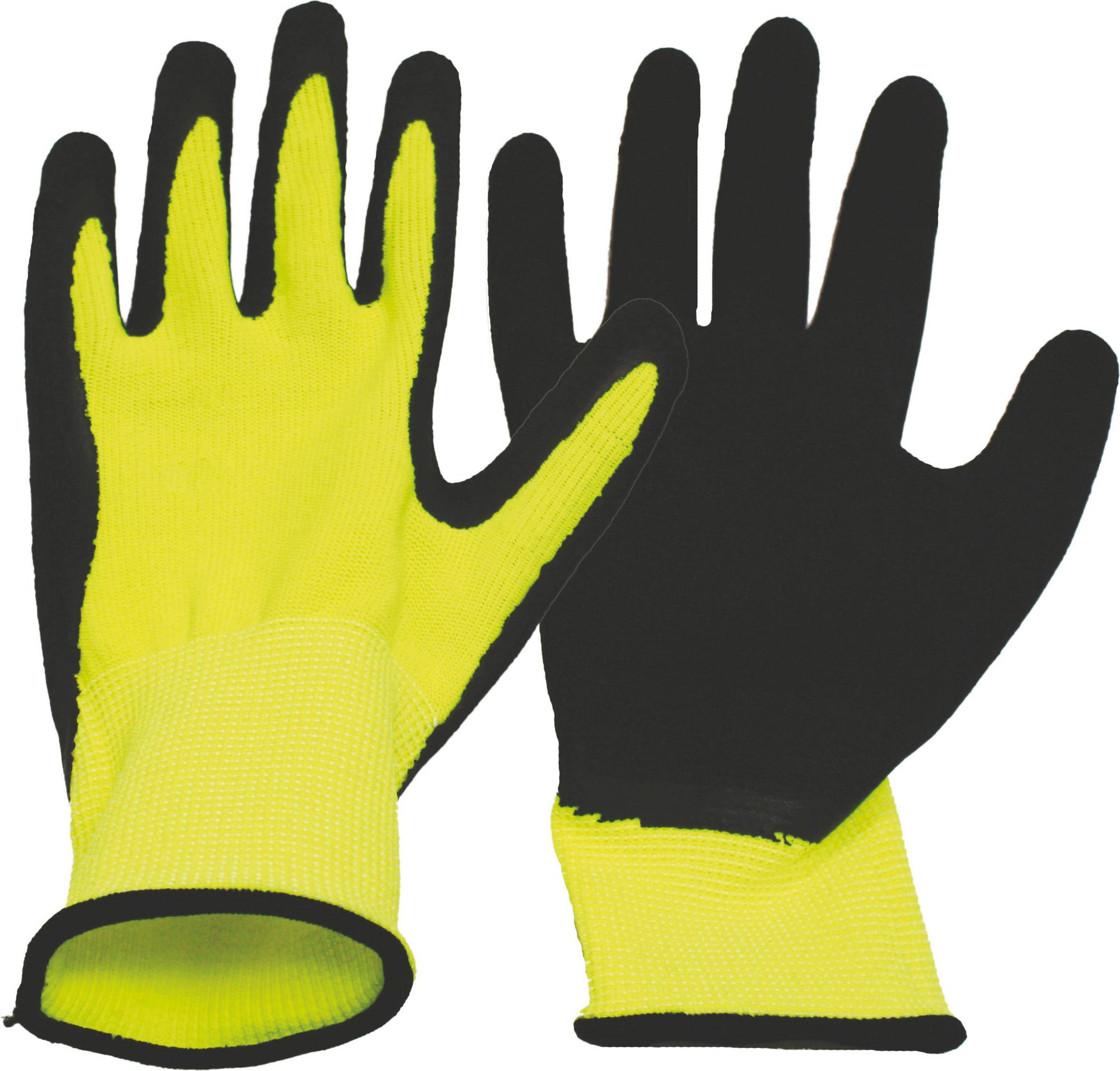 V2 Felxigrip High-Vis Latex Palm Gloves For Men