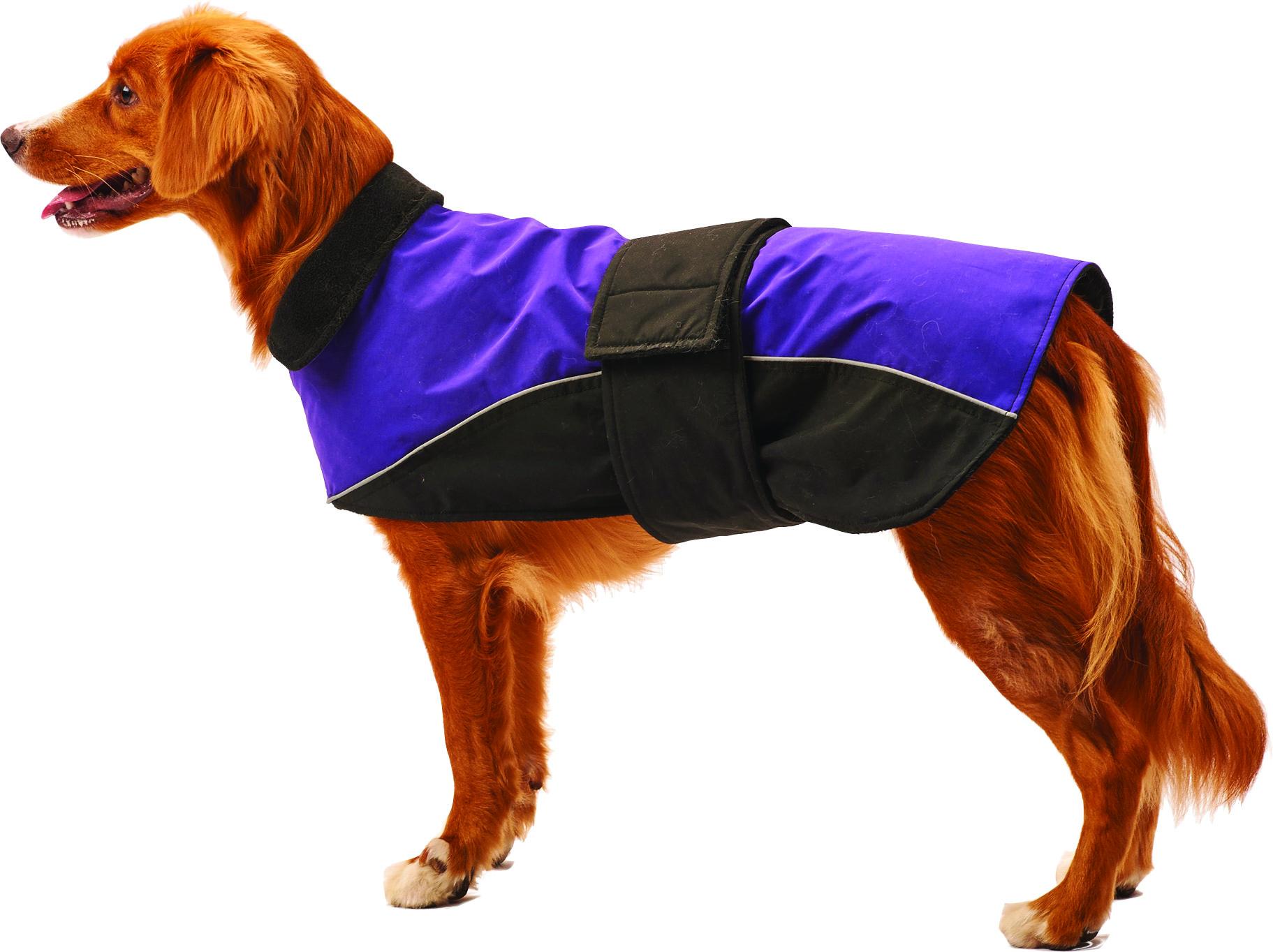 Fashion Pet Waterproof Reflective Dog Coat