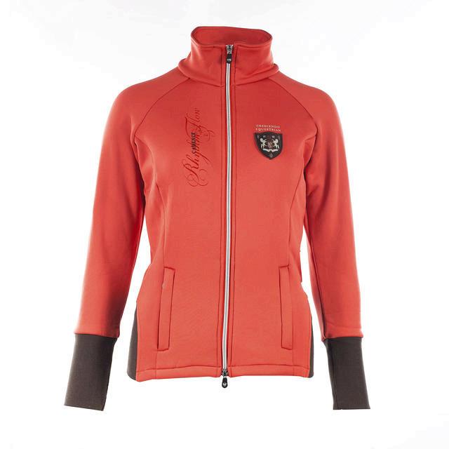 Horze Crescendo Ava Women's Fleece Jacke