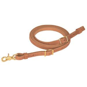 Weaver Harness Leather Flat Roper Reins