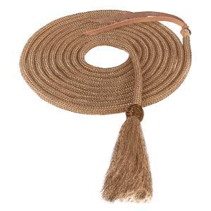 Weaver Nylon Mecate with Horsehair Tassel