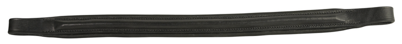 DaVinci Plain Raised Padded Dressage Browband