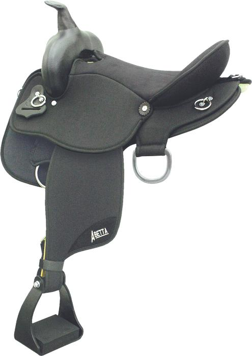 ABETTA Wide Tree Trail Saddle