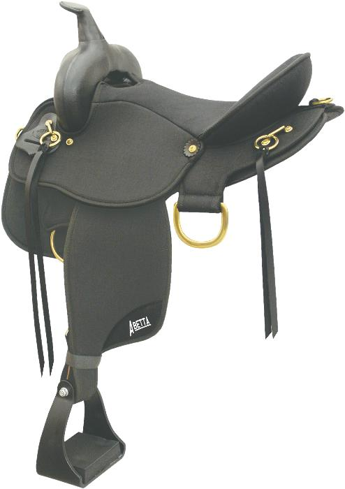 ABETTA Deluxe Trail Saddle