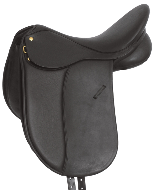 COLLEGIATE Convertible Intellect Dressage Saddle