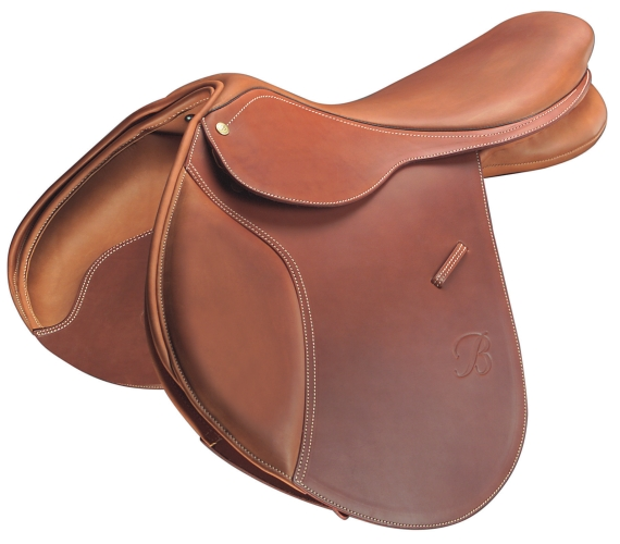 NEW 2012 Bates Caprilli Close Contact Saddle