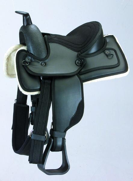 KINCADE Redi-Ride Childs Western Saddle