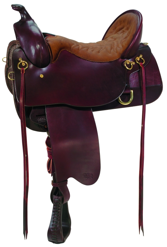 TUCKER Buffalo Trail Saddle