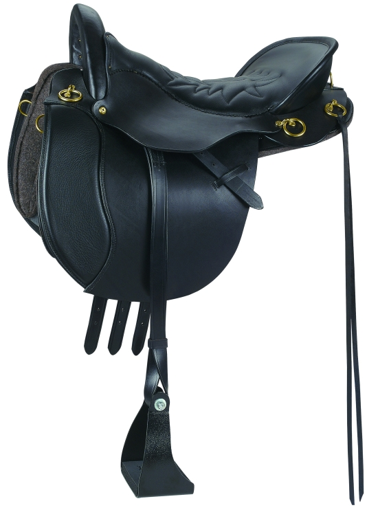 TUCKER Equitation Endurance Saddle