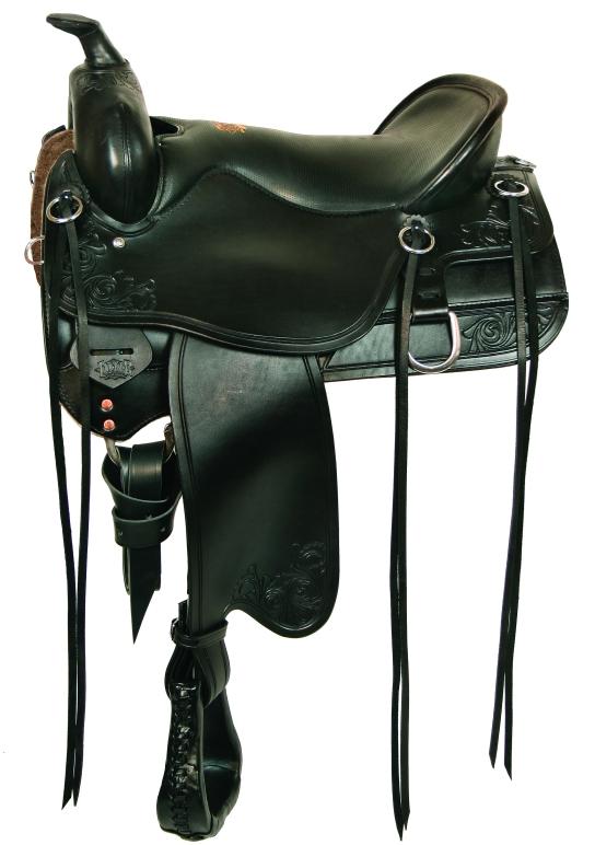 TUCKER GEN II Cheyenne Frontier Saddle