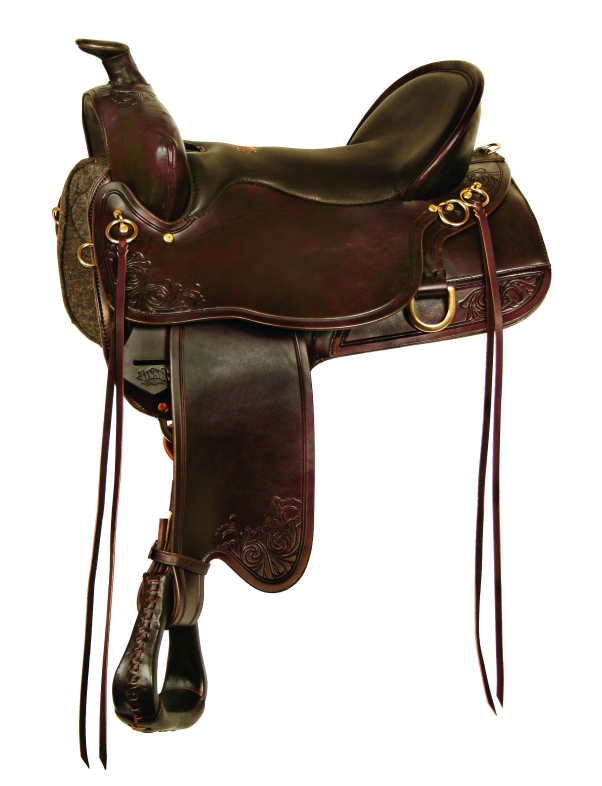 TUCKER GEN II High Plains Saddle