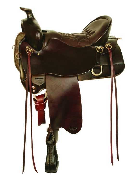 TUCKER Mule Trail Saddle