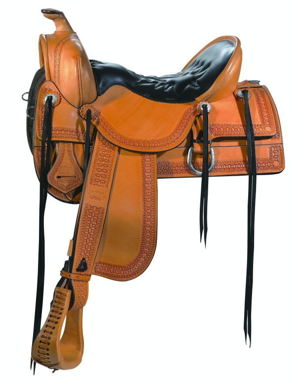 TUCKER Old West Saddle
