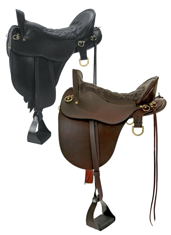 TUCKER River Plantation Saddle