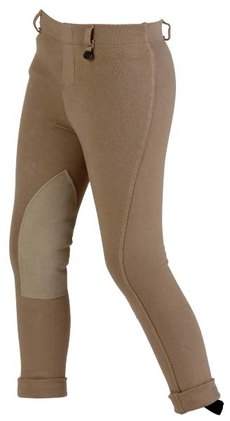 Cotton Naturals Kids Pull On Cuff Breeches