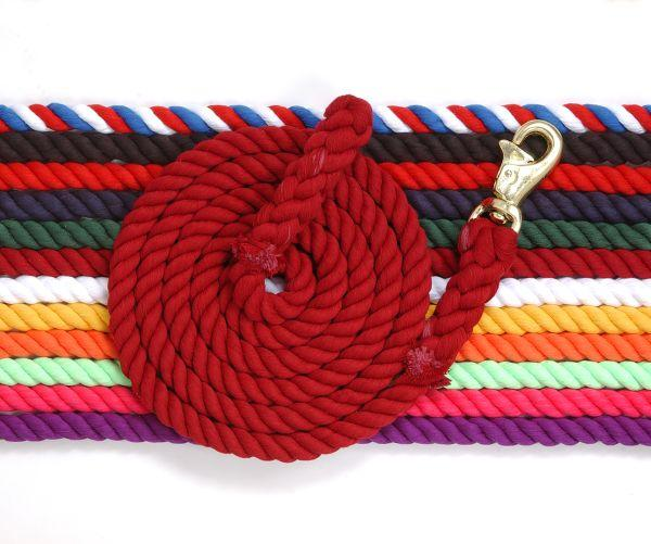 Tough-1 Braided Cotton Lead with Triggerbull Snap