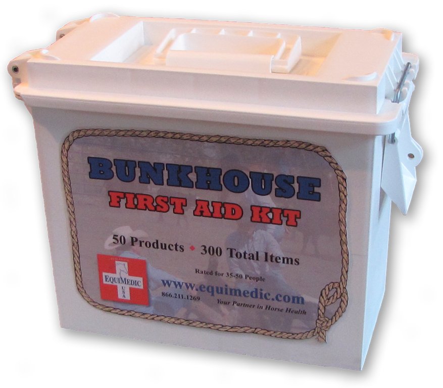 EquiMedic Bunkhouse First Aid Station