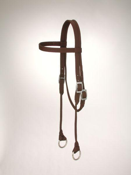 Royal King Nylon Gag Headstall