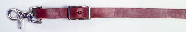 Royal King Single Ply Leather Tie Down
