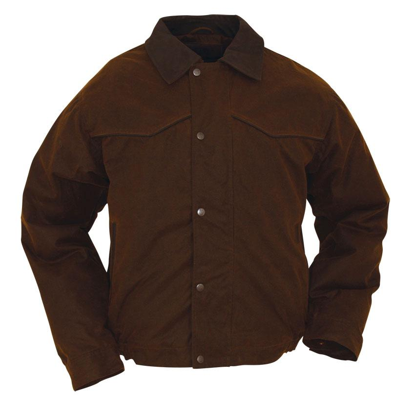 Outback Oilskin Men's Trailblazer Jacket