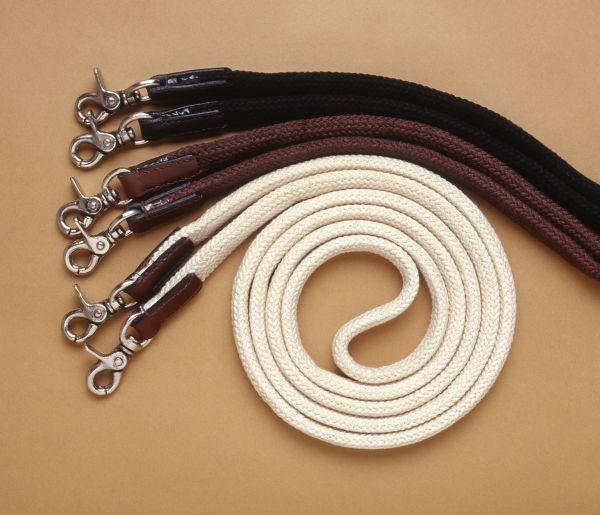 Royal King Deluxe Flat Roping/Contest Reins