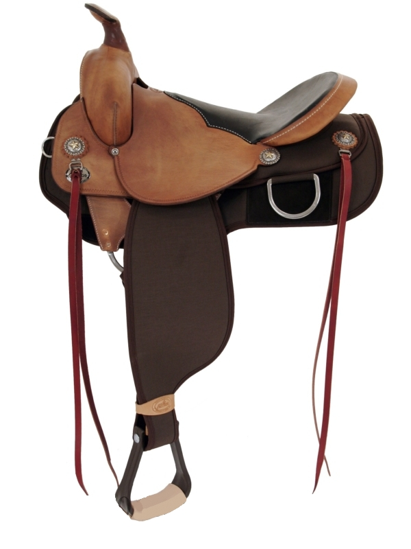Fabtron HomeSteader Easy Trail Saddle