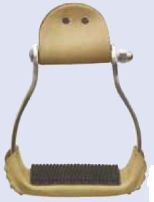 Abetta Contest Aluminum Stirrups