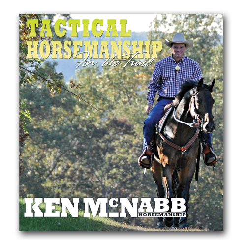 Professionals Choice Ken McNabb Tactical Horsemanship DVD
