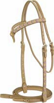 Abetta Crossover Browband Bridle
