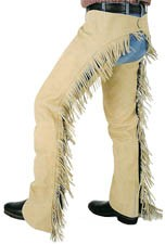 Equigrip Synthetic Suede Equitation Chaps