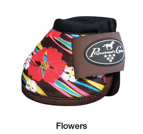 Professionals Choice Secure-Fit Overreach Boots - Flower