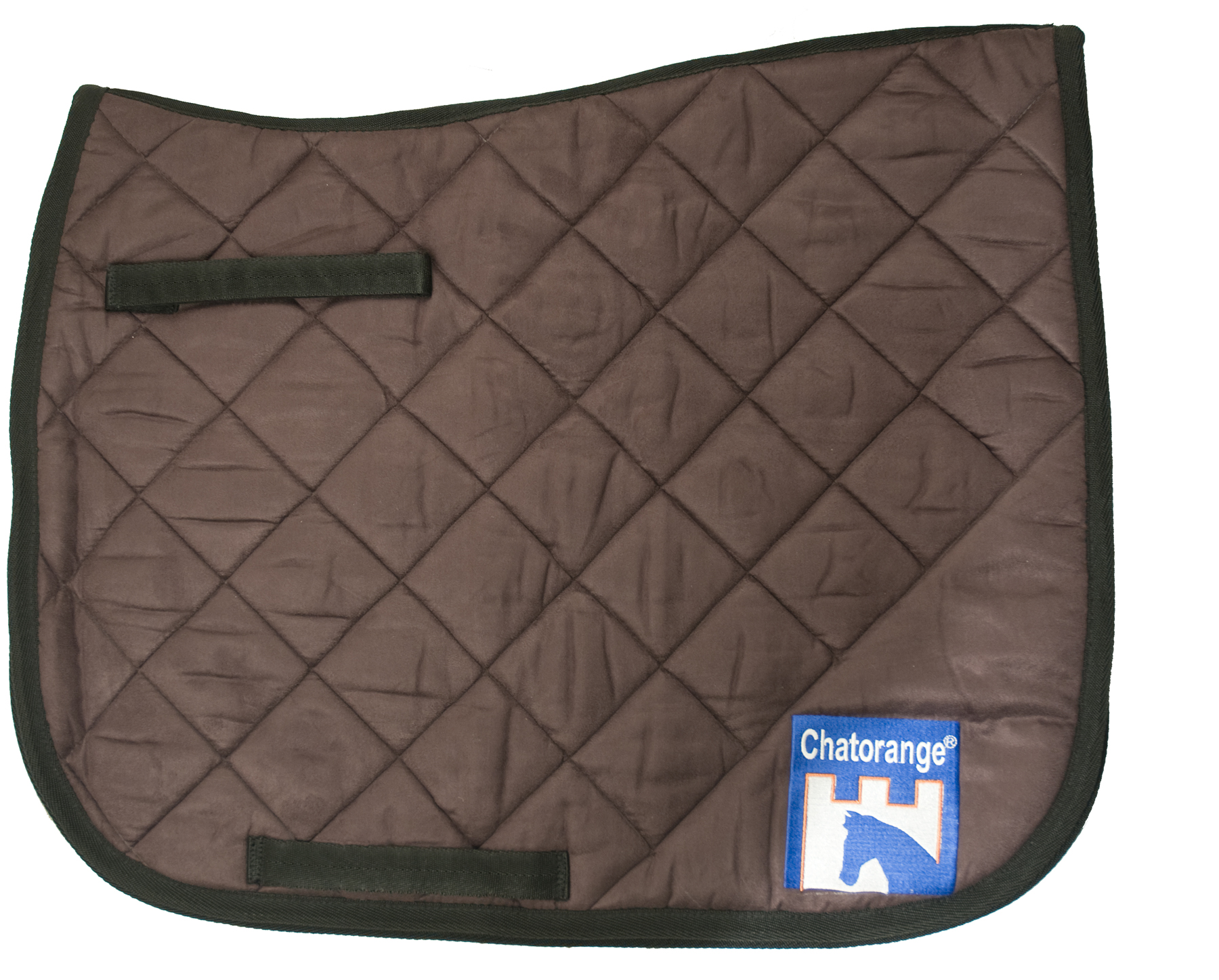 Chatorange Micro-Suede All Purpose Saddle Pad