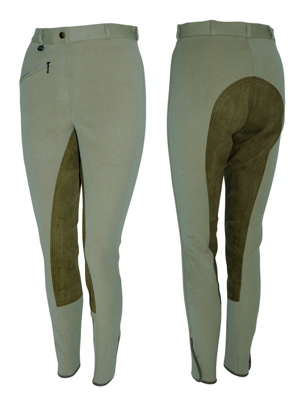 ASHLEY Ladies Full Seat Breech