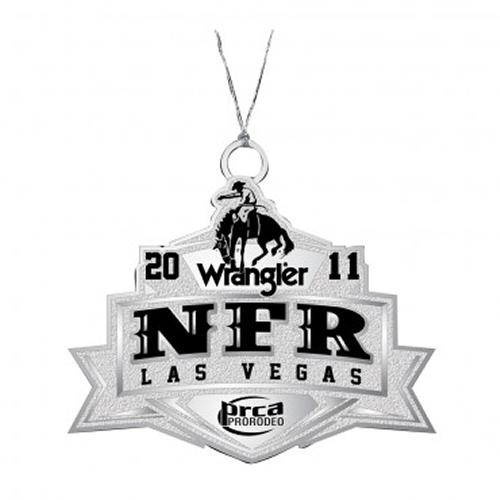 Montana Silversmiths Wrangler NFR 2011 Ornament