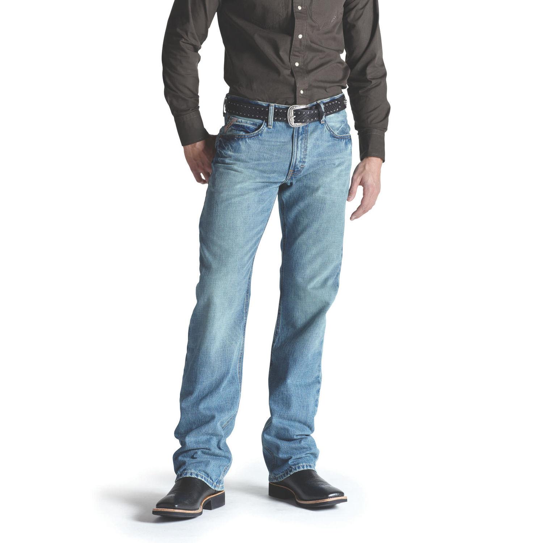ARIAT Men's M4 Low Rise Boot Cut