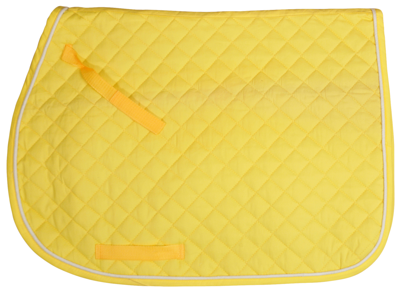 Gatsby Cotton Quilted Square Saddle Pads