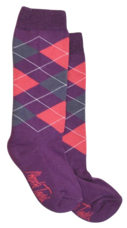 BRAND NAME Argyle Kids Socks