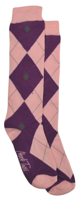 BRAND NAME Argyle Kids Socks