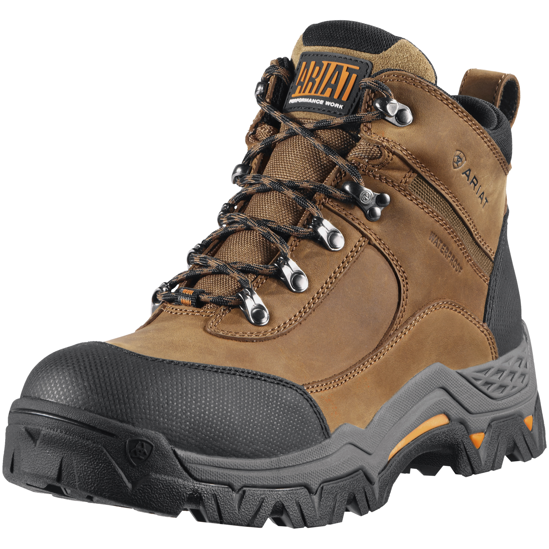Ariat Men's Workhog Trek 5 H2 Boot
