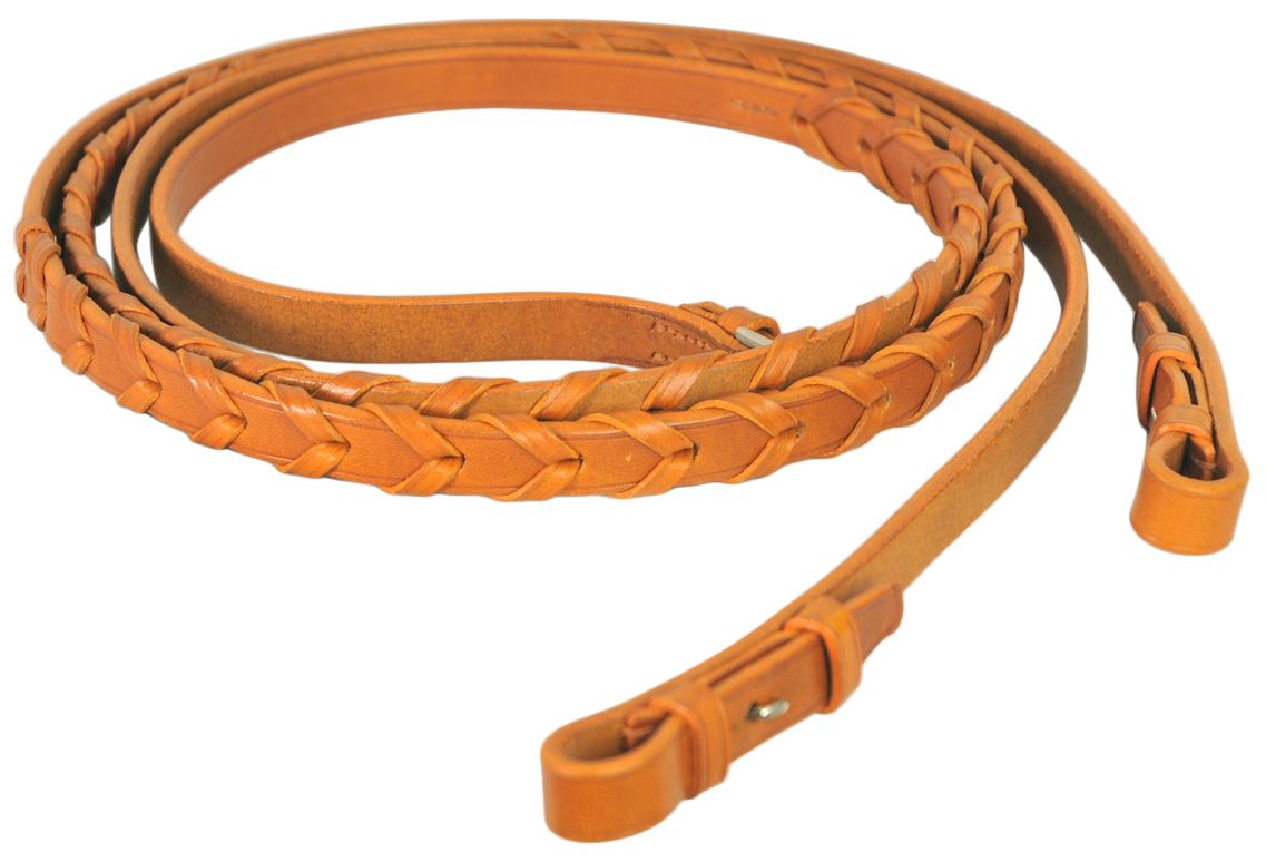 Courbette Laced Reins