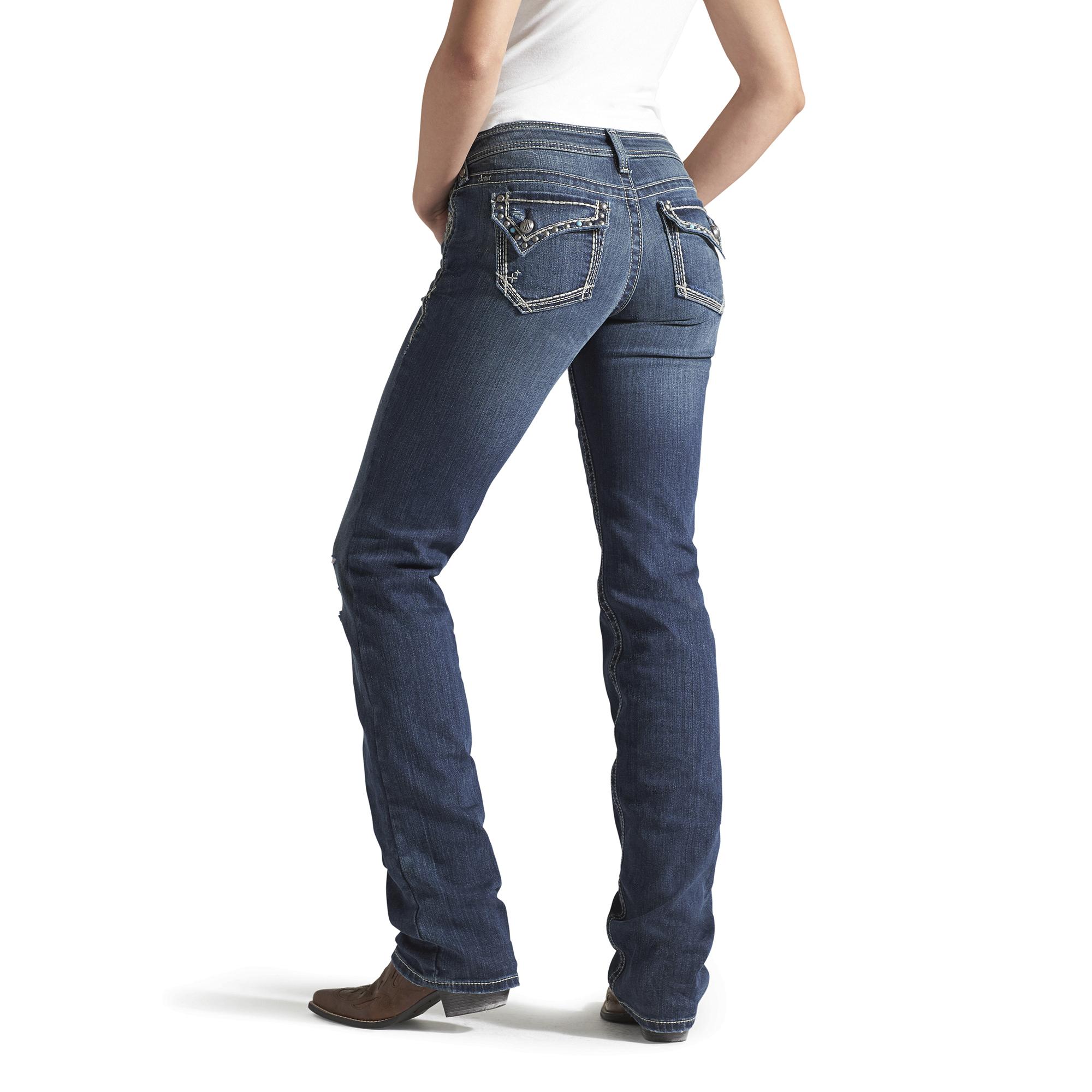 Ariat Women's Amber Silversmith Jean