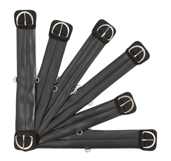 Performers 1st Choice Cherokee Neoprene Girth - 6 Pack